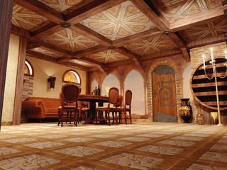 by Architoria 3D Mediterranean
