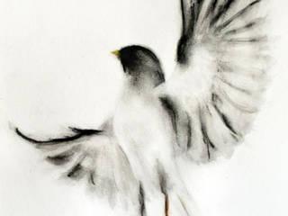 Birds de Kellas Campbell Minimalista