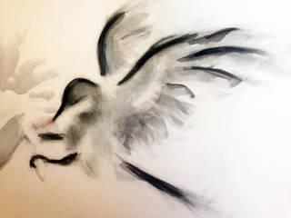 Birds por Kellas Campbell Minimalista