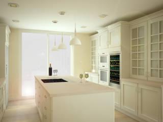 Cucina stile classico Cucina in stile classico di scalvini luca design Classico