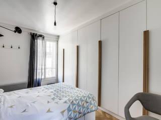 bypierrepetit Scandinavian style dressing room