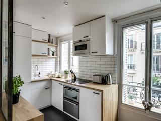 Scandinavian style kitchen by bypierrepetit Scandinavian