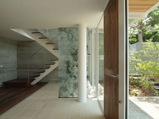 modern Houses by ATELIER A+A