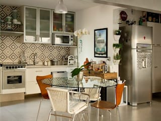 Modern kitchen by Boutique Arquitetura Modern