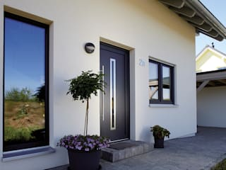 ประตูหน้า by FingerHaus GmbH - Bauunternehmen in Frankenberg (Eder)