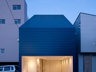 Houses by SWITCH&Co., Minimalist