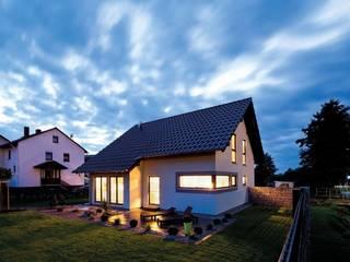 Сборные дома в . Автор – FingerHaus GmbH