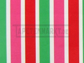 Farbige Streifen: ausgefallene Kinderzimmer von Tapetenmarkt + Handelsagentur