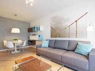 Modern living room by Studio Nomo Modern