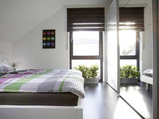 FingerHaus GmbH - Bauunternehmen in Frankenberg (Eder) Modern style bedroom