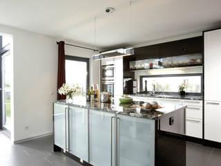 FingerHaus GmbH - Bauunternehmen in Frankenberg (Eder) Modern kitchen