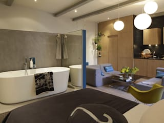 Eclectic style bathroom by Archi Design Eclectic