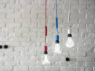 Lampy sufitowe - wiszące od IMIN Nowoczesny
