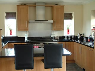 Some Recent Installations Modern kitchen by Traditional Woodcraft Modern