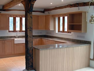 Some Recent Installations Country style kitchen by Traditional Woodcraft Country