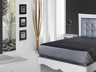 Dormitorio Moderno Dormitorios de estilo moderno de Muebles Montemayor, S.L. Moderno