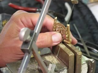 Miniatures par Les miniatures de l'once d'art - Timée sarl Classique