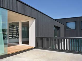 terrasse:   von moos giuliani herrmann architekten