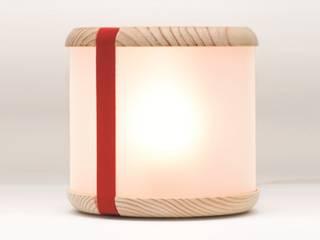 Tako Lamp di Maurizio Capannesi Asiatico
