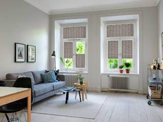 Plissee & Sonnenschutz: Passgenau Systemlösungen für maximalen Wohnkomfort:   von Livoneo