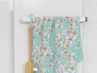 ORCHIDEE – Wellness- und Wohlfühlartikel von FEILER: moderne Badezimmer von FEILER