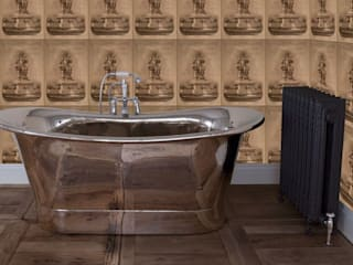 Normandy Nickel Bathroom UKAA | UK Architectural Antiques BathroomBathtubs & showers