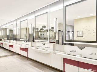 Waschraum Damen:  Einkaufscenter von KPLUS KONZEPT GMBH