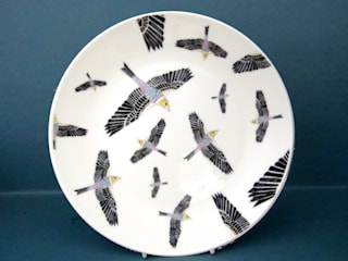 Birds Katy Leigh KitchenCutlery, crockery & glassware