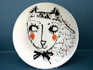 Cats Katy Leigh KitchenCutlery, crockery & glassware