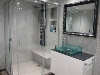 Salle de bain originale par Martyseguido diseño interiorismo Éclectique