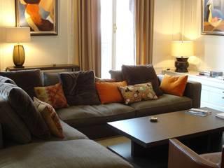 APPARTEMENT HAUSSMANNIEN PARIS VIII Salon classique par Christine Fath architecte d'intérieur CFAI Classique