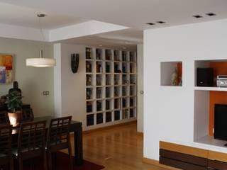 Reforma de vivienda en C/ Licenciado Poza, Bilbao de Lidera domÉstica Moderno