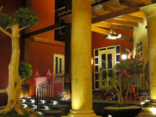 Terrasse von IPALMA ARQUITECTOS