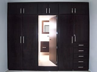 Amarillo Interiorismo Dressing roomWardrobes & drawers