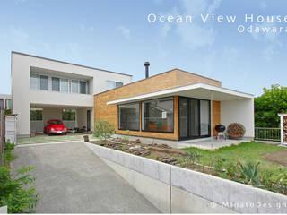 Scandinavian style houses by ミナトデザイン1級建築士事務所 Scandinavian