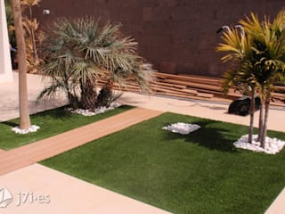 庭院 by Jardineria 7 islas