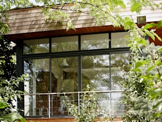Cendrine Deville Jacquot, Architecte DPLG, A²B2D Modern houses