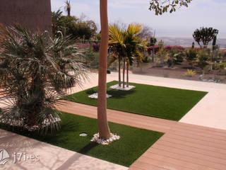 حديقة تنفيذ Jardineria 7 islas