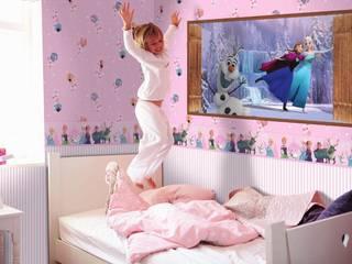 """HannaHome Dekorasyon  – """"Disney"""" hayali duvarlara yansıyor!: modern tarz , Modern"""