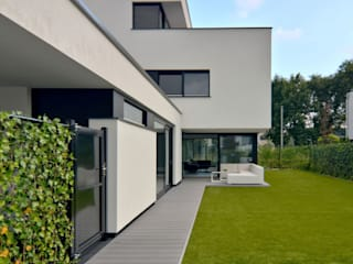CKX architecten Modern houses