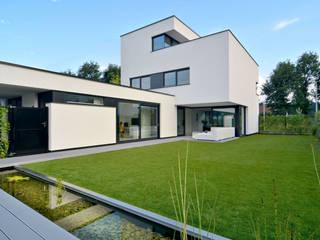K&N 6 Moderne huizen van CKX architecten Modern