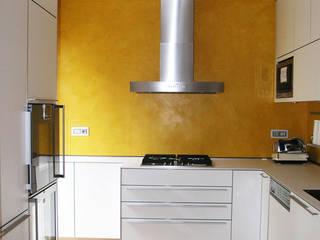 VIA LODERINGO DEGLI ANDALO', BOLOGNA Cucina moderna di Studio Ethos Project Moderno