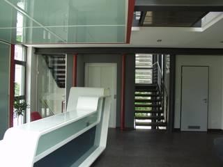 Lemminger & Lemminger, Steuerkanzlei Achern:  Bürogebäude von STRAUB Architekten