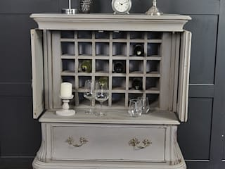 Гостиная в . Автор – The Treasure Trove Shabby Chic & Vintage Furniture