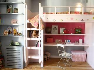 Chambre d'enfant Chambre d'enfant moderne par DESJEUX DELAYE Moderne