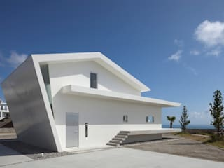 Minimalist house by 森裕建築設計事務所 / Mori Architect Office Minimalist