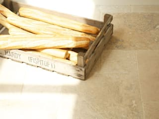rustieke & brocante Keuken door Floors of Stone Ltd
