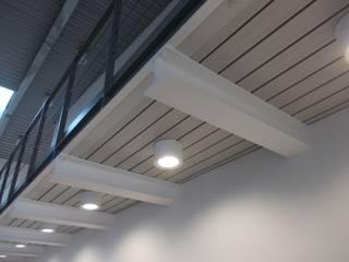 Industrieloft Hügelsheim:  Bürogebäude von STRAUB Architekten