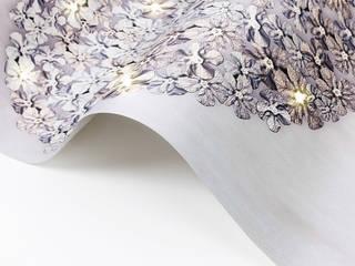 Germanium LED Wallpaper Chandelier: modern  by Meystyle, Modern