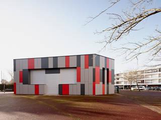 根據 Cendrine Deville Jacquot, Architecte DPLG, A²B2D 現代風